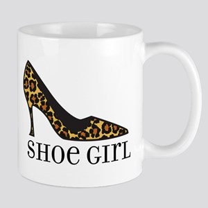 shoe girl Mug