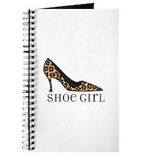 shoe girl Journal