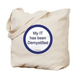 Demystified Tote Bag
