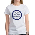 Demystified Women's T-Shirt
