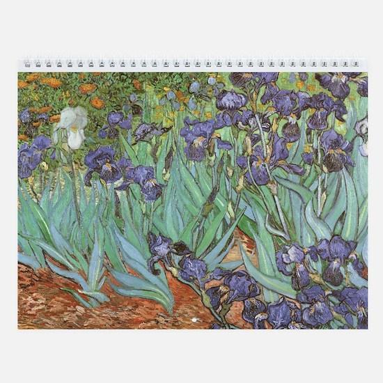 Van Gogh Wall Calendar
