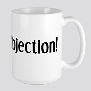 objection 15 oz Ceramic Large Mug
