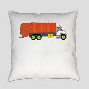 Trash Truck You Had Me at Trash Tr Everyday Pillow