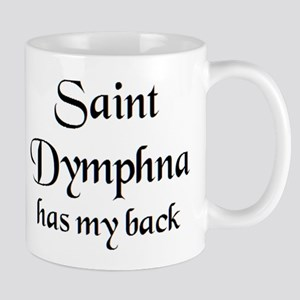 saint dymphna 11 oz Ceramic Mug