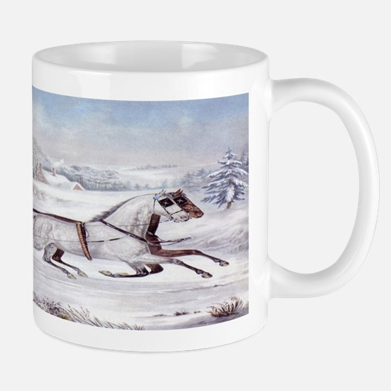 The Road Winter Mug