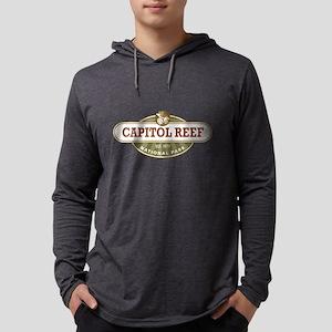 Capitol Reef National Park Long Sleeve T-Shirt