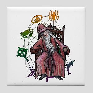 Wizard Tile Coaster
