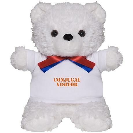CONJUGAL VISITOR Teddy Bear