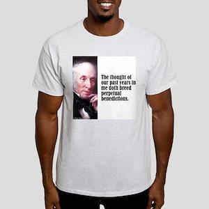"Wordsworth ""Thought"" Light T-Shirt"