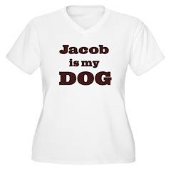 Jacob is my DOG T-Shirt