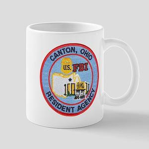 Canton FBI Mug