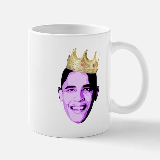 Purple Obama Mug