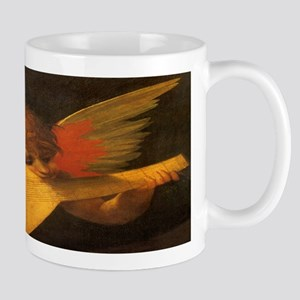 Musician Angel by Fiorentino Mug
