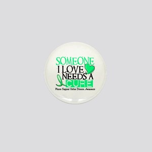 Needs A Cure CELIAC DISEASE Mini Button