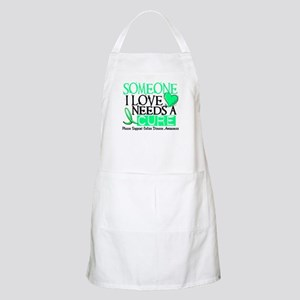 Needs A Cure CELIAC DISEASE BBQ Apron