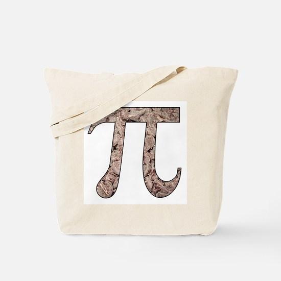 Chocolate Pi Tote Bag