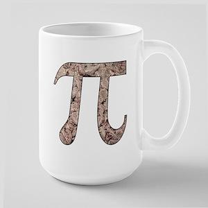 Chocolate Pi Large Mug