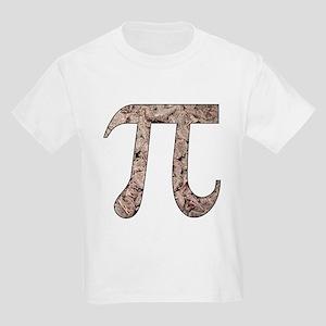 Chocolate Pi Kids Light T-Shirt
