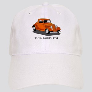 Ford Coupe 1934 Cap