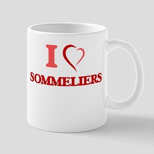 I love Sommeliers Mugs