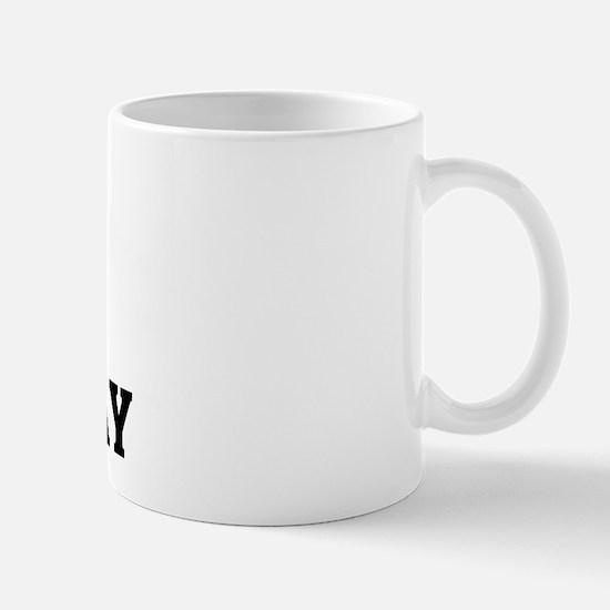 I Love Thursday Mug