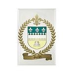 GUILLET Family Crest Rectangle Magnet (100 pack)