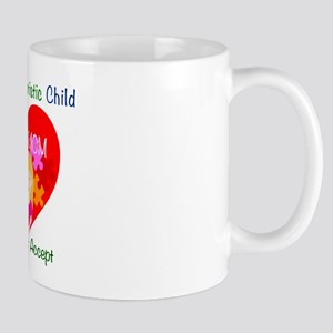 I Love My Autistic Child Mug
