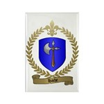 HACHE Family Crest Rectangle Magnet