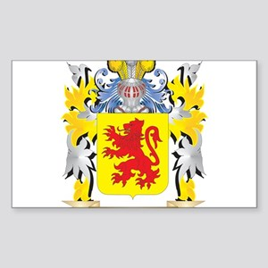 Medina Coat of Arms - Family Crest Sticker