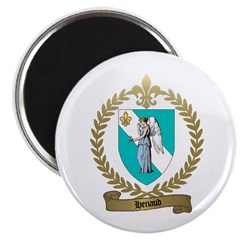 HENAUD Family Crest Magnet