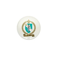 HENAUD Family Crest Mini Button (100 pack)