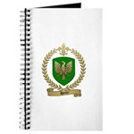 HENRY Family Crest Journal