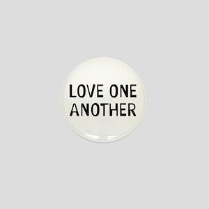 Love One Mini Button