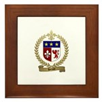 HERAUT Family Crest Framed Tile