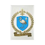 HERON Family Crest Rectangle Magnet (100 pack)