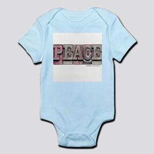 PEACE 2 Infant Creeper