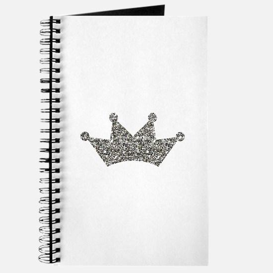 Cute Tiara Journal