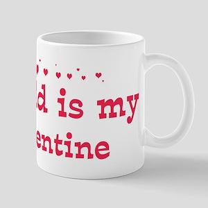 Gerald is my valentine Mug