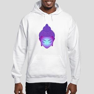 buddha purp1 Sweatshirt