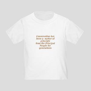 cherokee1 Toddler T-Shirt