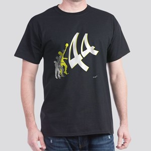 D-Lip Obama7w T-Shirt (Dark)