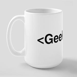 Geek Dad: Large Mug