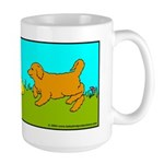 Mugs for Children We Love Animals Large Size