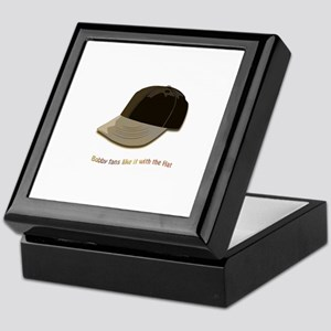 Bobby's Hat Keepsake Box