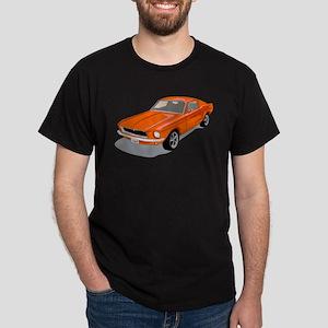 1968 Ford Mustang Fastback Dark T-Shirt
