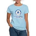 Recycled Scot Women's Light T-Shirt