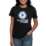Recycled Scot Women's Dark T-Shirt