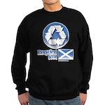 Recycled Scot Sweatshirt (dark)