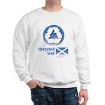 Recycled Scot Sweatshirt