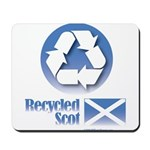 Recycled Scot Mousepad